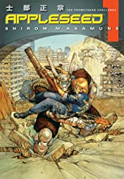 Appleseed: Book 1: The Promethean Challenge