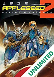 Appleseed: Book 2: Prometheus Unbound