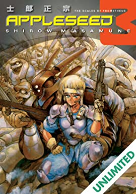 Appleseed: Book 3: The Scales of Prometheus