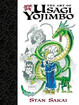 Art of Usagi Yojimbo