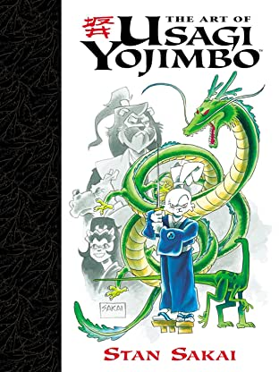 Art of Usagi Yojimbo