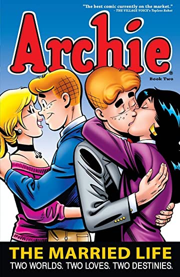 Archie: The Married Life Vol. 2
