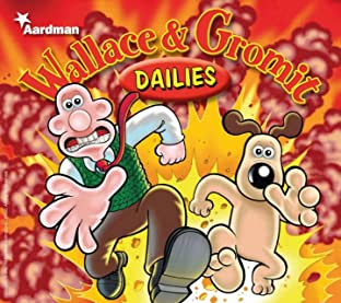 Wallace & Gromit Dailies #1