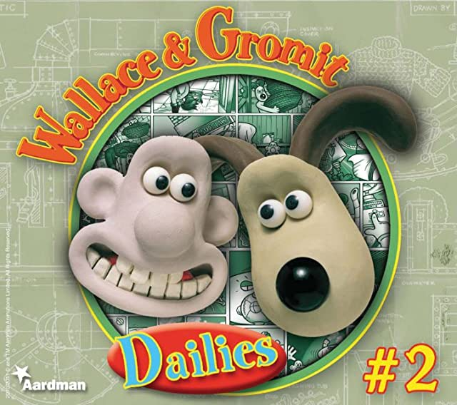 Wallace & Gromit Dailies #2