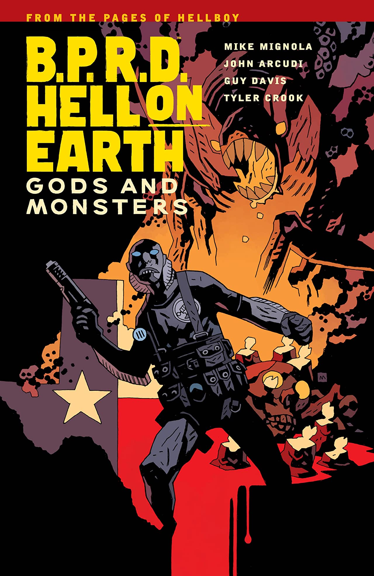 B.P.R.D. Hell on Earth Vol. 2: Gods and Monsters