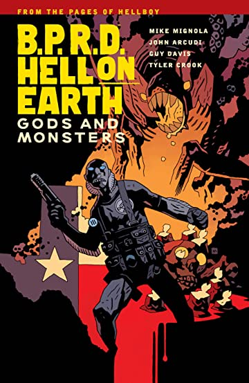 B.P.R.D. Hell on Earth Tome 2: Gods and Monsters