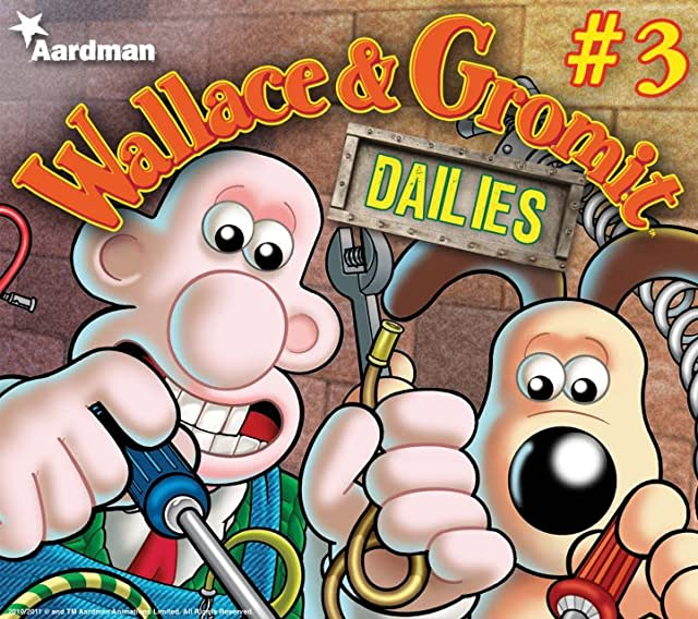 Wallace & Gromit Dailies #3
