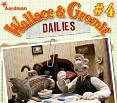 Wallace & Gromit Dailies #4