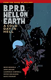 B.P.R.D. Hell on Earth Vol. 7: A Cold Day in Hell
