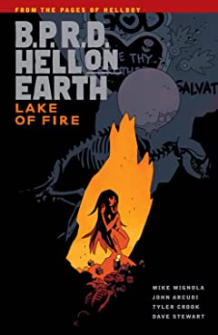 B.P.R.D. Hell on Earth Vol. 8: Lake of Fire