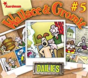 Wallace & Gromit Dailies #5