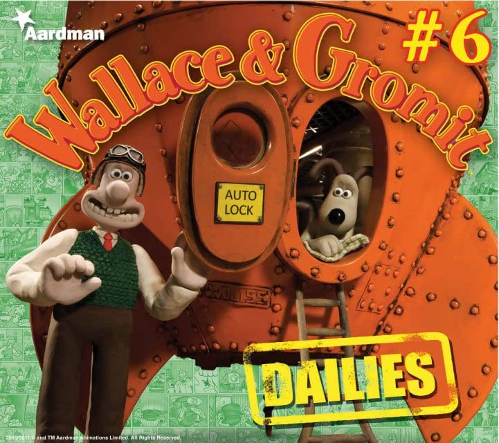 Wallace & Gromit Dailies #6