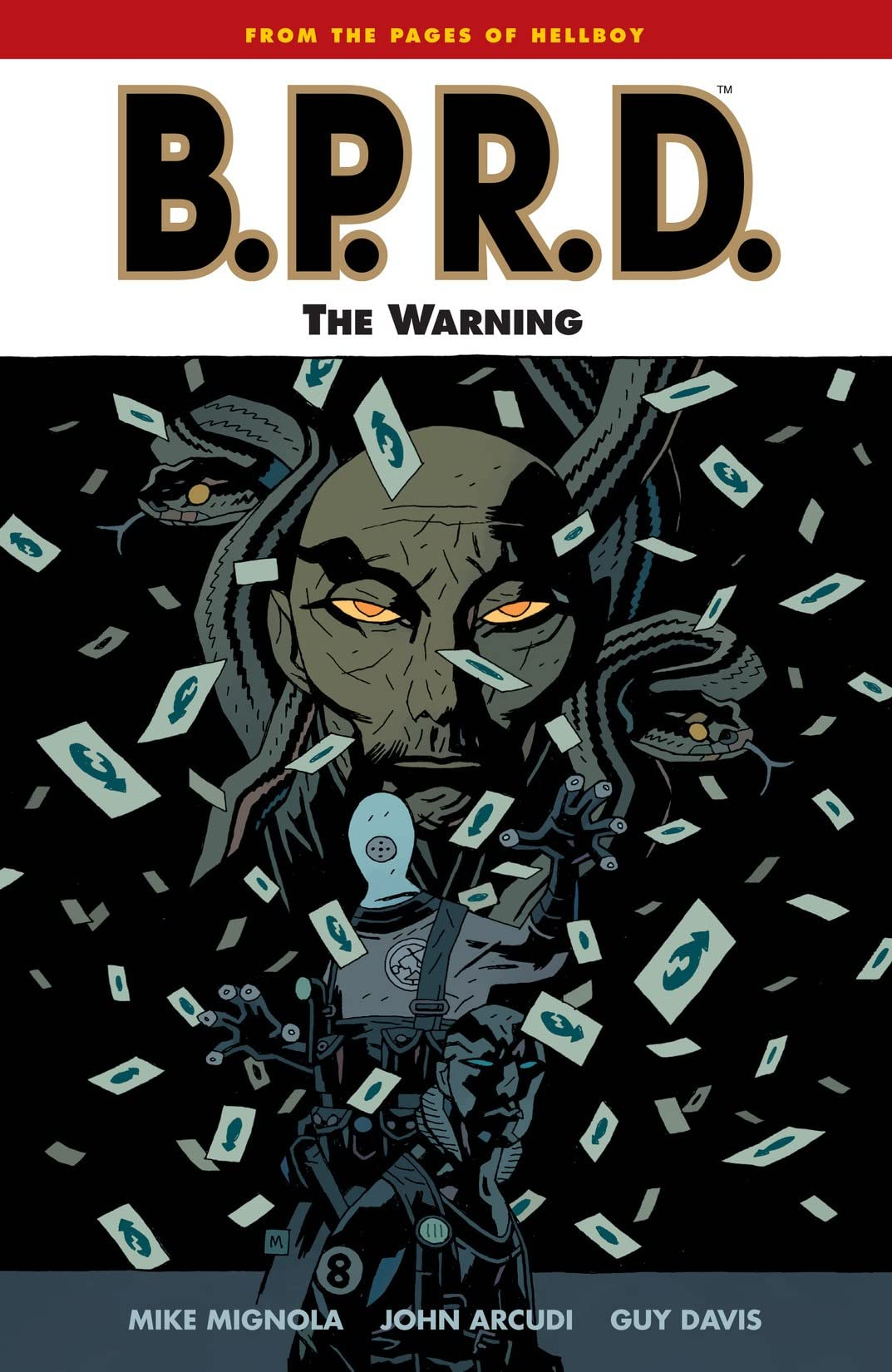 B.P.R.D. Tome 10: The Warning