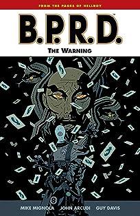 B.P.R.D. Vol. 10: The Warning