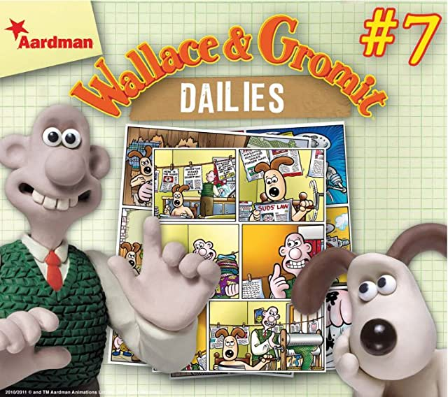 Wallace & Gromit Dailies #7