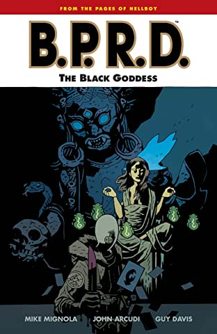 B.P.R.D. Tome 11: The Black Goddess