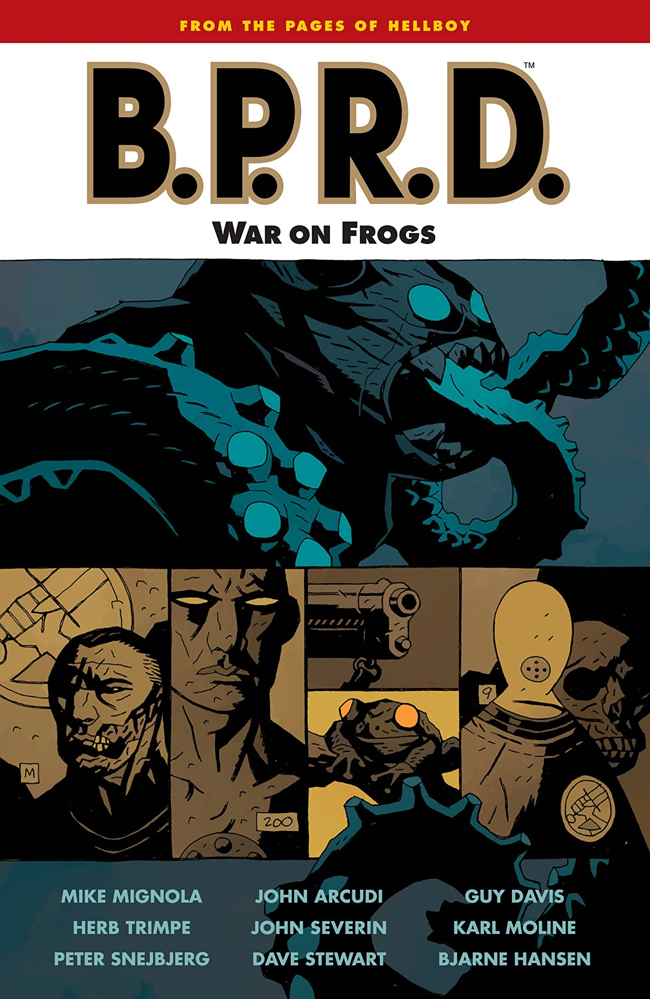 B.P.R.D. Vol. 12: War on Frogs
