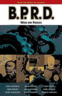 B.P.R.D. Vol. 12: War on Frogs