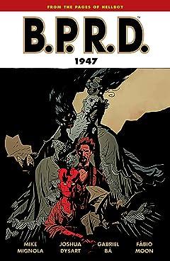B.P.R.D. Vol. 13: 1947