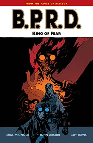 B.P.R.D. Tome 14: King of Fear