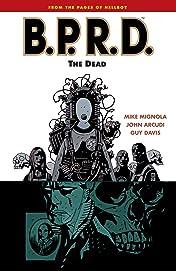 B.P.R.D. Tome 4: The Dead