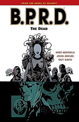 B.P.R.D. Vol. 4: The Dead