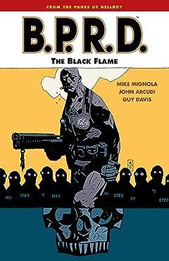 B.P.R.D. Vol. 5: The Black Flame