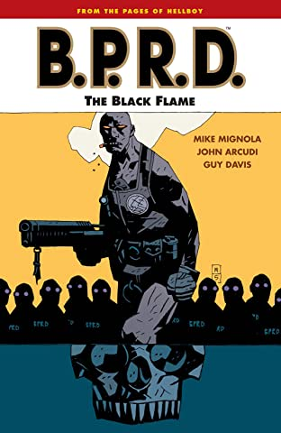 B.P.R.D. Vol. 5: The Black Flame