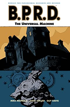 B.P.R.D. Vol. 6: The Universal Machine