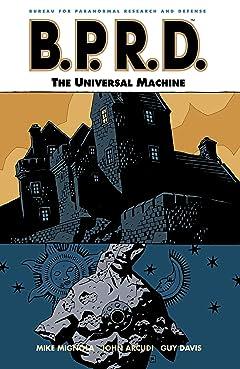 B.P.R.D. Vol. 6: The Universal Machine