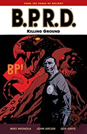 B.P.R.D. Vol. 8: Killing Ground