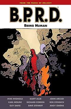 B.P.R.D.: Being Human