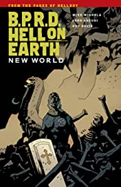 B.P.R.D. Hell on Earth Tome 1: New World