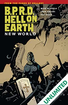 B.P.R.D. Hell on Earth Vol. 1: New World