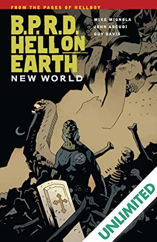 B.P.R.D.: Hell on Earth Vol. 1: New World
