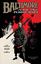 Baltimore Vol. 1: The Plague Ships