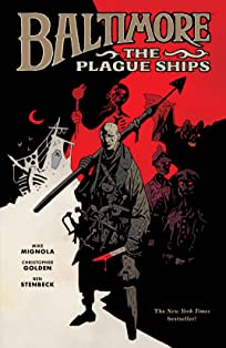 Baltimore Tome 1: The Plague Ships
