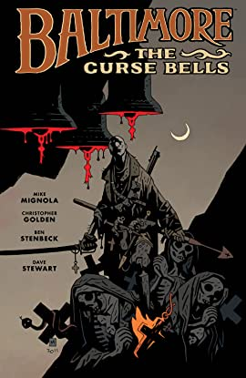 Baltimore Tome 2: The Curse Bells