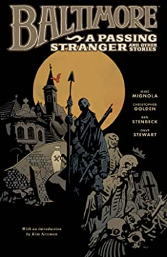 Baltimore Tome 3: A Passing Stranger and Other Stories