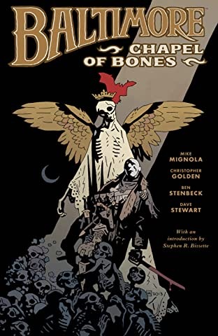 Baltimore Tome 4: Chapel of Bones