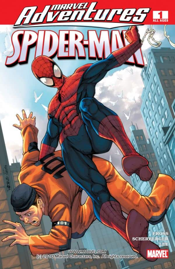 Marvel Adventures Spider-Man (2005-2010) #1