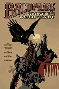 Baltimore Tome 5: The Apostle and the Witch or Harju
