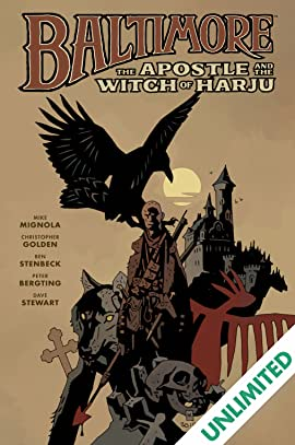 Baltimore Vol. 5: The Apostle and the Witch or Harju
