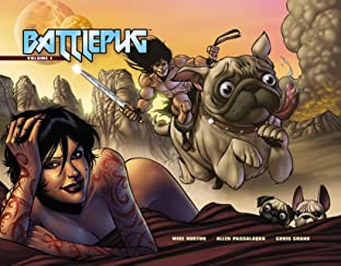 Battlepug Vol. 1