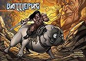 Battlepug Vol. 2: This Savage Bone