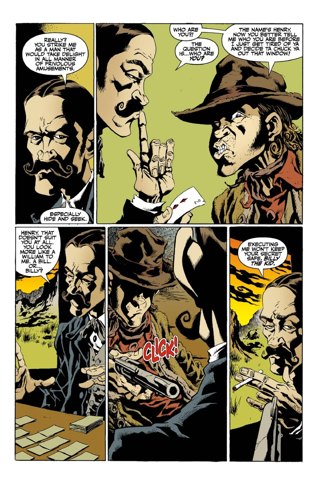 Billy the Kid's Old Timey Oddities Vol. 1