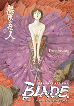 Blade of the Immortal Tome 3: Dreamsong