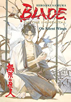 Blade of the Immortal Tome 4