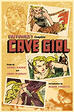 Bob Powell's Complete Cave Girl