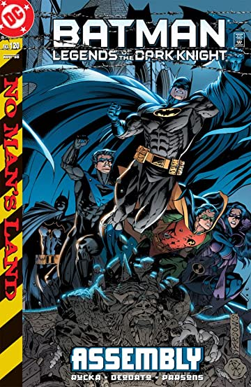 Batman: Legends of the Dark Knight #120